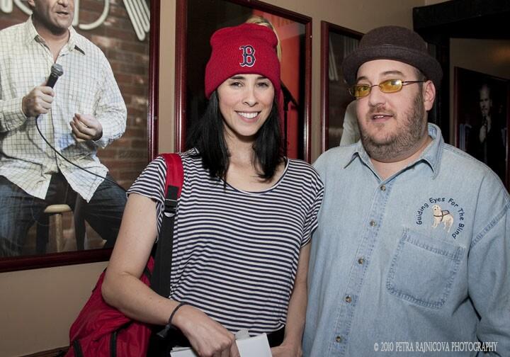 Brian and Sarah Silverman