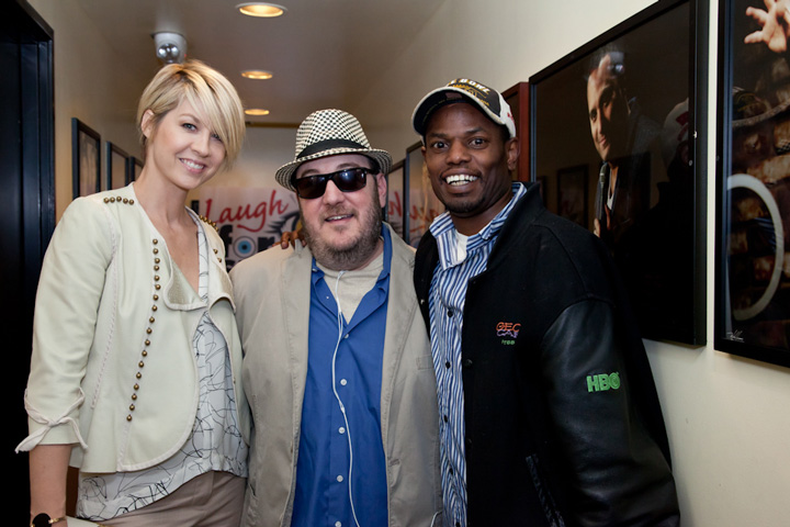 Jenna Elfman and Daryl