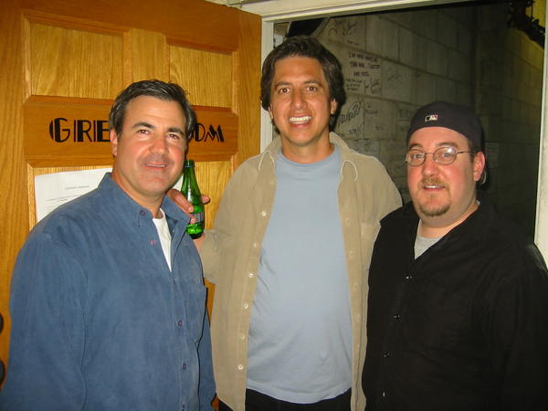 Ray Romano and another guy